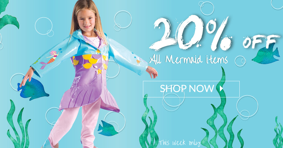 Kidorable: All Mermaid Items 2...