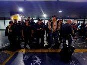 Funcionarios del Ministerio Público de Guatemala tratan de permitir la entrada del investigador de la Cicig.