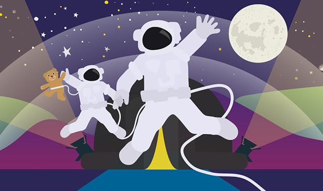 Tiny Space Explorers: A Sensory Experience