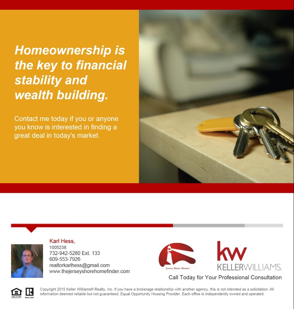 Time To Buy - Homeownership