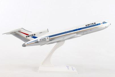 Boeing 727-200 United Airlines,'Museum of Flight'