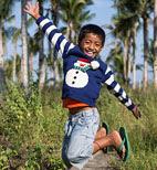 Metti un maglione e dai ai bambini un futuro migliore