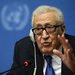 Lakhdar Brahimi, the United Nations negotiator on Syria, said at a news conference that the talks had ended without progress.
