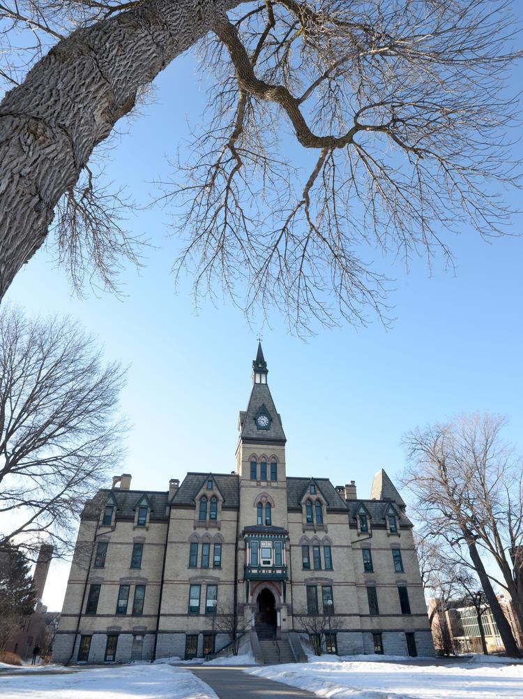 Hamline University's Old Main