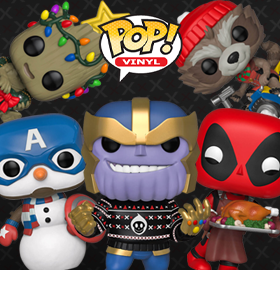 NEW FUNKO POP!, ROCK CANDY, PEZ, & MORE