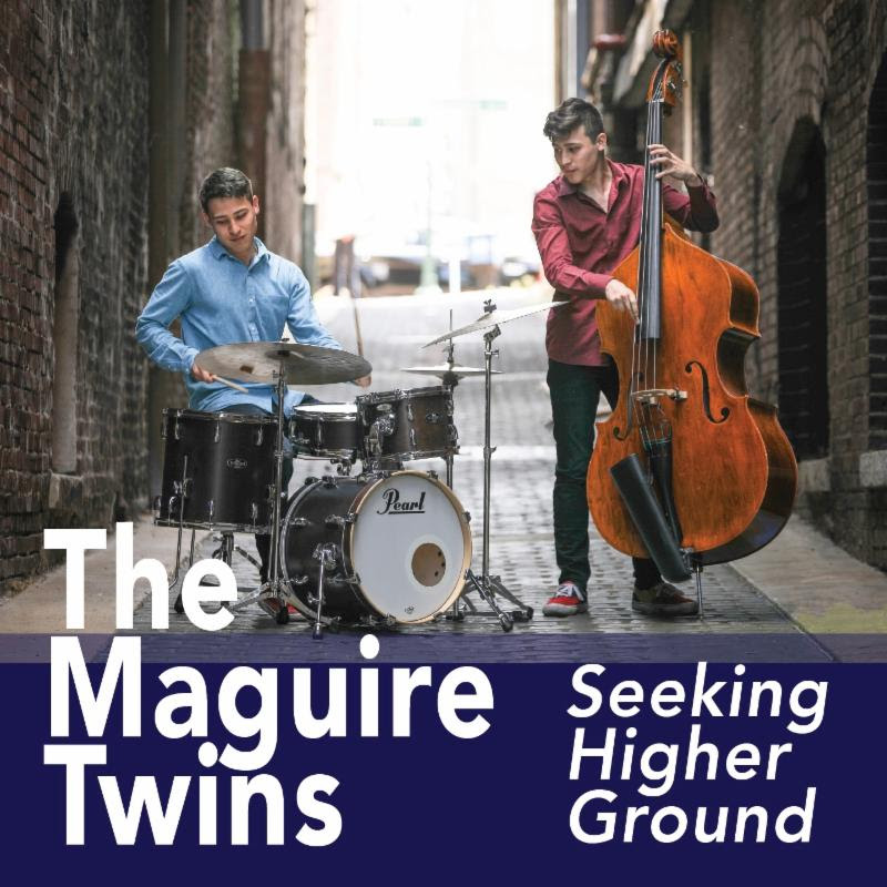 Maguire Twins Seeking Higher Ground