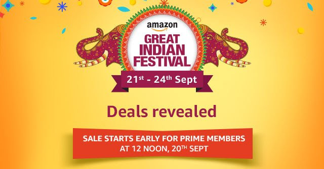 Great Indian Festival | It's coming