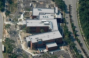 Wando Center for Advanced Studies Aerial Photo