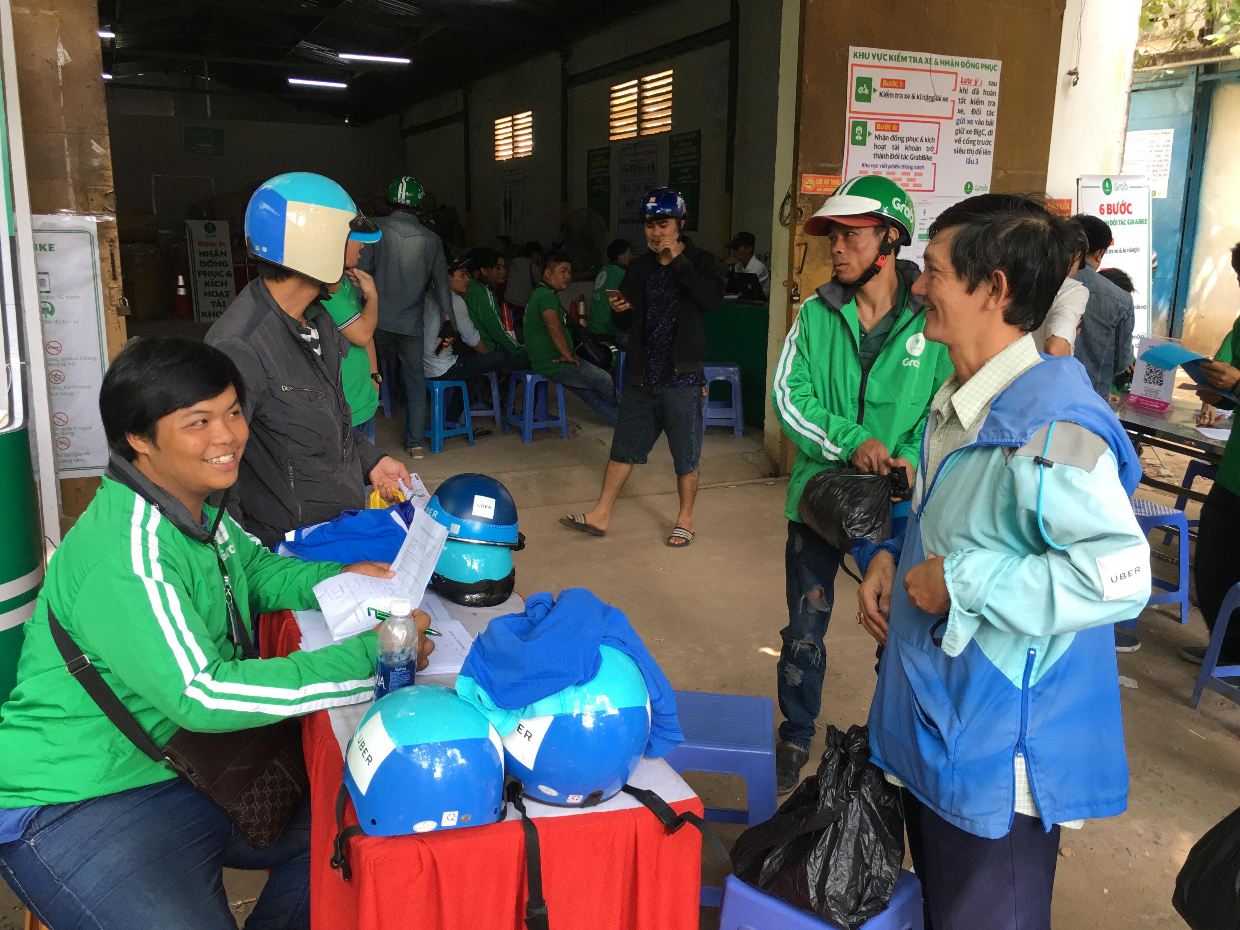 Tâm thư CEO Grab Việt Nam gửi cho partner sau 8/4/2018 6