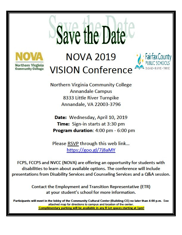 NOVA 2019 Vision Conference Image
