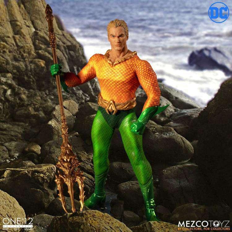 Image of DC Comics One:12 Collective Aquaman