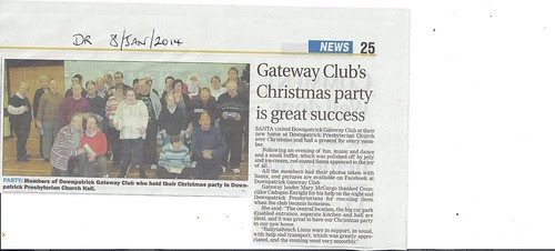 Gateway Christmas bash a great success