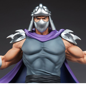 TMNT Shredder 1/4 Scale Statue
