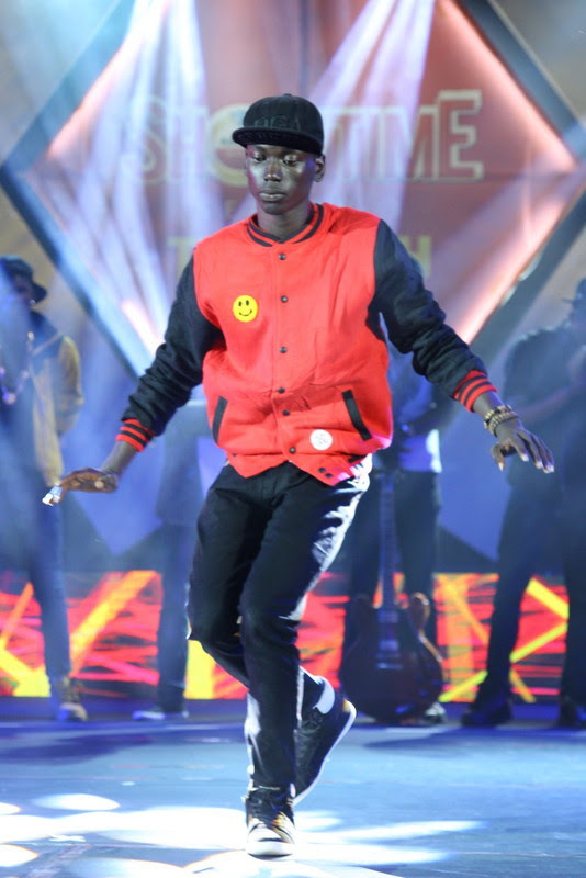 Winning Talent  Dancer - Emmanuel