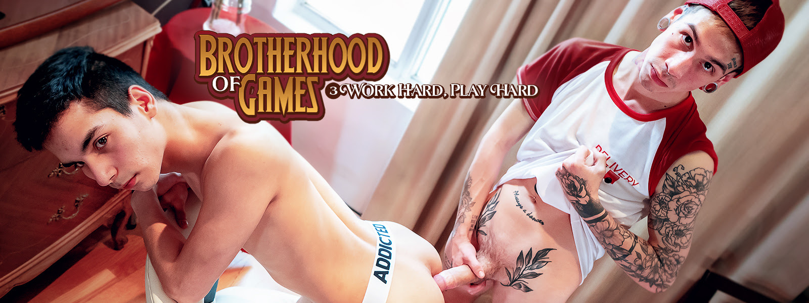 Brotherhood of Games | Ch. 3 Work Hard, Play Hard