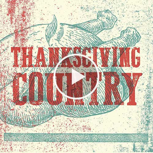 Thanksgiving Country