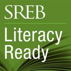 SREB Literacy Ready Logo