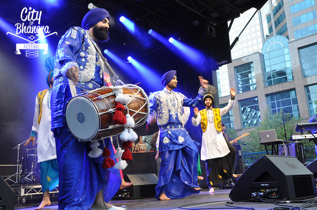 DOWNTOWN BHANGRA