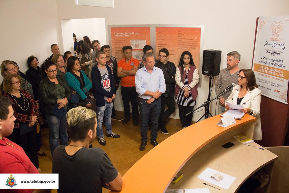 Semana Paulo Setúbal começa com exposição no museu
