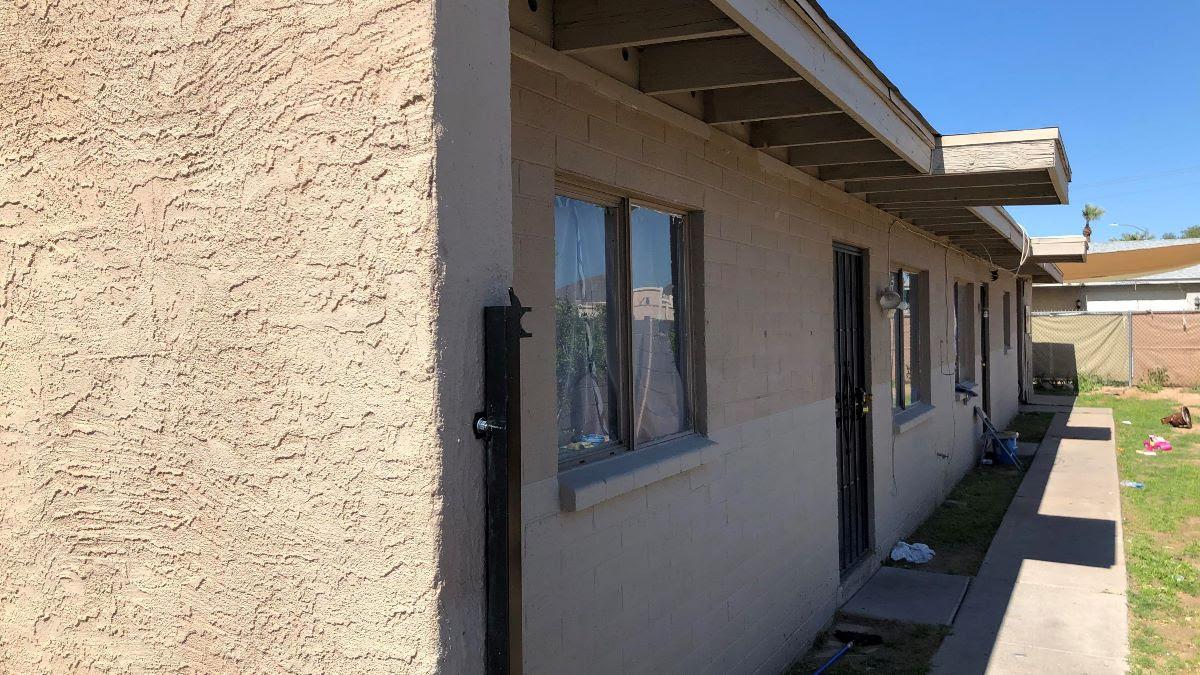3808 E Polk St Phoenix, AZ 85008 4-plex multifamily wholesale opportunity