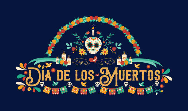 8,062 Dia De Los Muertos Illustrations, Royalty-Free Vector  Graphics & Clip  Art - iStock