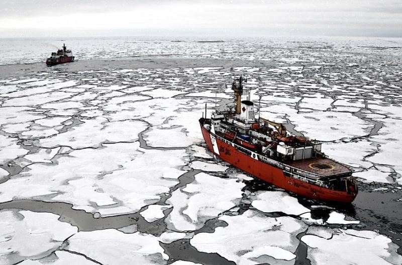 Extracción pone en riesgo al Ártico