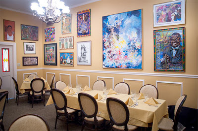 Dooky Chase's Restaurant_Gold Room
