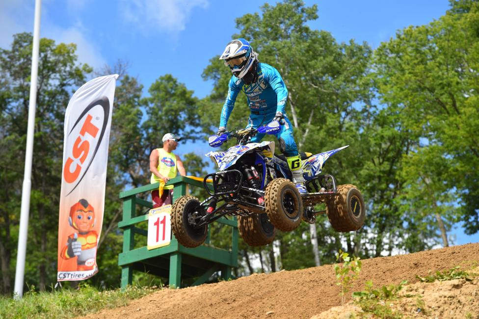 Local racer, Cole Sepesi, will make the three-hour trip to RedBud MXin an attempt to extend his points lead in the Pro Sport division.Photo: Ken Hill