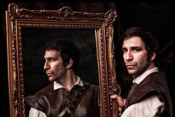 La obra Soldado será representada por el actor Daniel Ortiz junto a Las Lanzas de Velázquez
