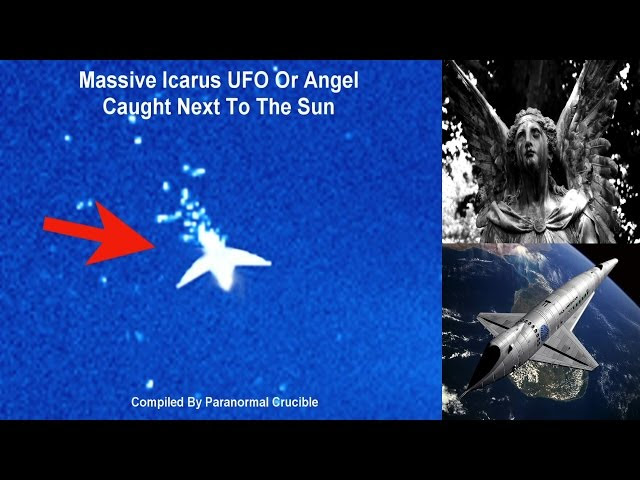UFO News ~ UFO at Space Station, Appears out of nowhere plus MORE Sddefault