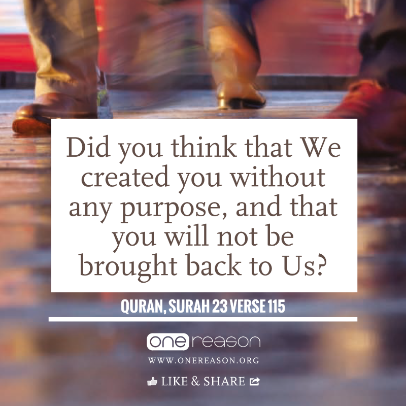 Share the Qur'an!