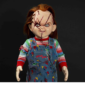 SEED OF CHUCKY REPLICA DOLL PROP