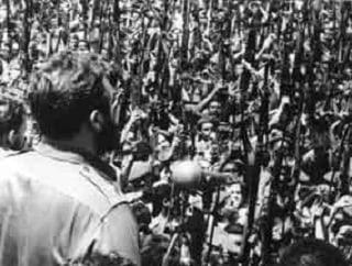 Fidel proclamó el carácter socialista de la Revolución Cubana