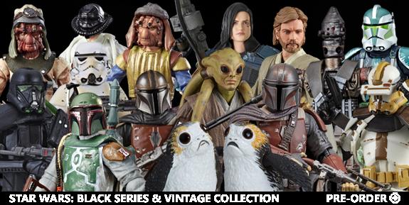 Star Wars Favorites