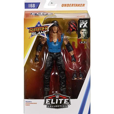 Image of WWE Wrestling Elite Series 68 - Undertaker