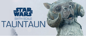 "STAR WARS 12"" TAUNTAUN"