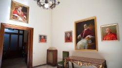 Congregación para la Doctrina de la Fe, los retratos de los Prefectos