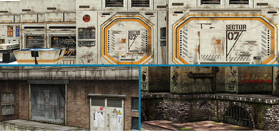 EXTREME-SETS POP-UP DIORAMAS