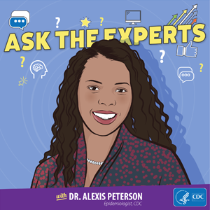 Ask the Experts - Dr. Alexis Peterson