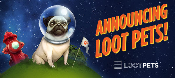 Announcing Loot Pets