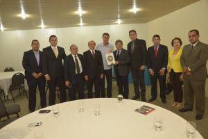 Camilo se reuniu com representantes da Associação dos Delegados de Polícia do Estado do Ceará (Adepol-CE)
