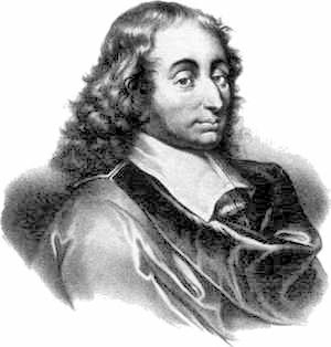 Blaise Pascal first explained his wager in Pen...