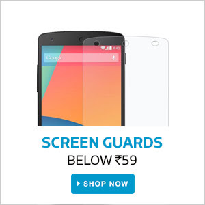 Screenguards | Below Rs. 59