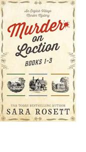 Murder on Location Box Set: Books 1–3 by Sara Rosett