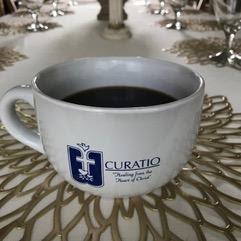 Curatio Coffee Cup