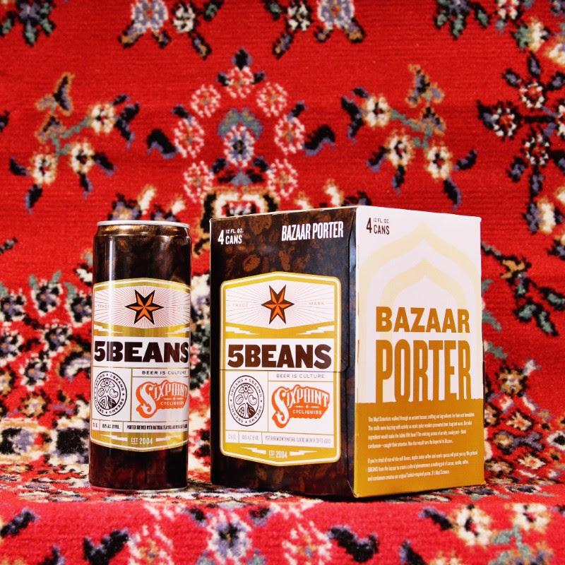 Sixpoint 5BEANS: Imperial Bazaar Porter