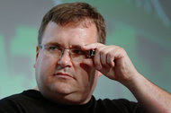Reid Hoffman, the co-founder of LinkedIn in 2012.