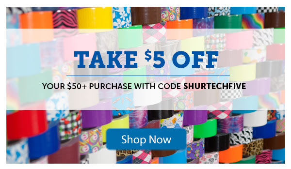 Take $5 Off Your $50+ Purchase