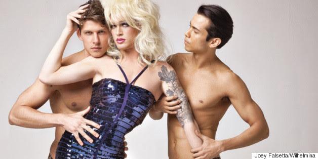 'Drag Race' Star Pérola Recria Iconic Retratos fêmeas