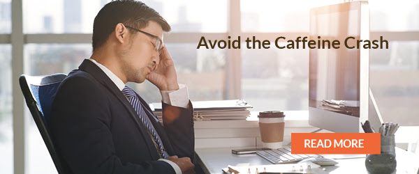 Avoid the Caffeine Crash - 6 foods that will give you energy throughout the day